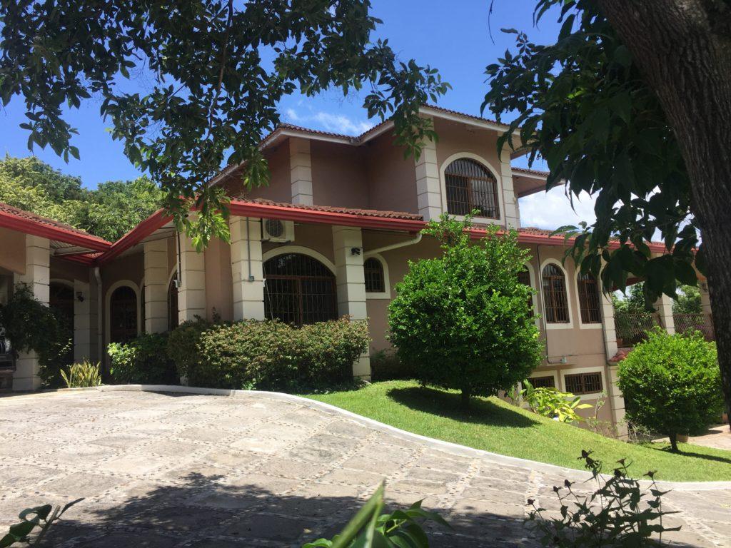 Casa Santa Cruz Davíd